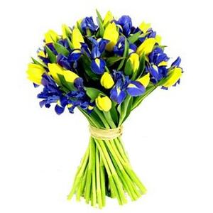 Весенний каприз цветы и букеты с доставкой по Горловке