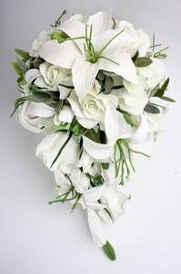 Снежная королева цветы и букеты с доставкой по Горловке