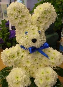 Зайка цветы и букеты с доставкой по Горловке