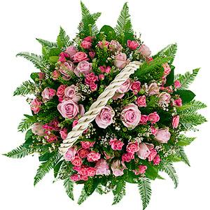 Ласковое облоко цветы и букеты с доставкой по Горловке