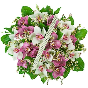 Прелесть цветы и букеты с доставкой по Горловке