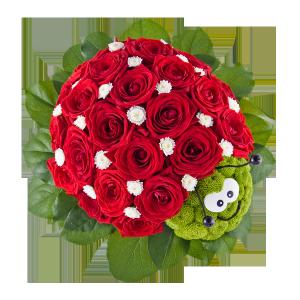 Улыбка цветы и букеты с доставкой по Горловке