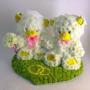 Любовь цветы и букеты с доставкой по Горловке