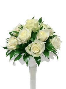 Белое сияние цветы и букеты с доставкой по Горловке