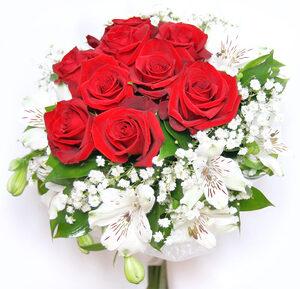 Чувственость цветы и букеты с доставкой по Горловке