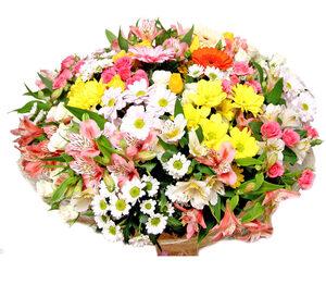 Рассвет цветы и букеты с доставкой по Горловке