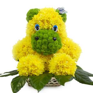 Бигги цветы и букеты с доставкой по Горловке