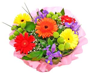 Акварель цветы и букеты с доставкой по Горловке