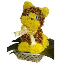 Кис - Кис цветы и букеты с доставкой по Горловке