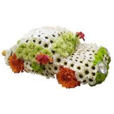 Машина цветы и букеты с доставкой по Горловке