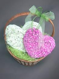 Сердце на двоих цветы и букеты с доставкой по Горловке